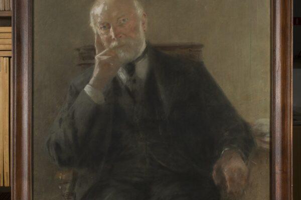 Portret - Antoniego Małeckiego